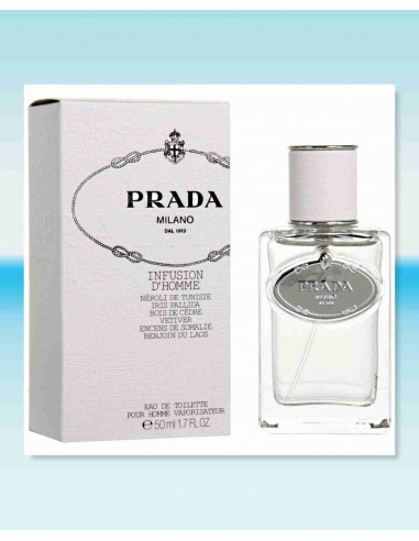 Prada Infusion D'Homme edt 50 ml