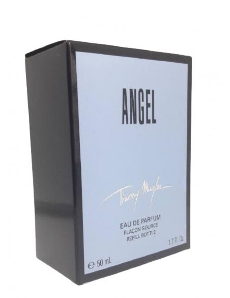 Angel di Mugler Edp 50 ML Ricarica-scatolo