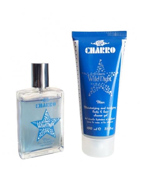 Charro Confezione Edt + Bagno-Contenuto