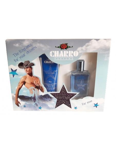 Charro Confezione Edt + Bagno-A