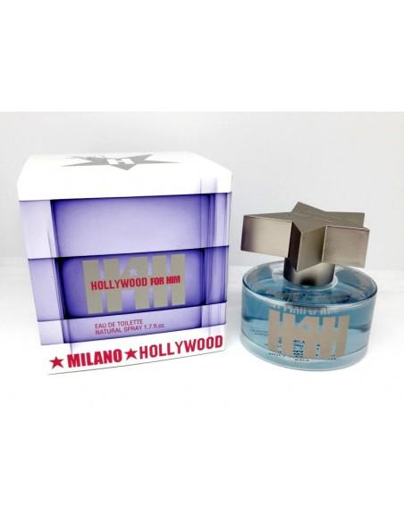 Hollywood Milano Edt 50 ML Uomo