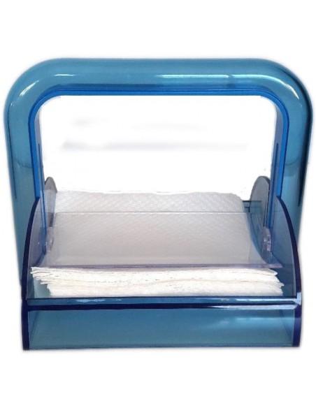 Porta tovaglioli Blu Guzzini-B