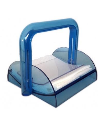 Porta tovaglioli Blu Guzzini