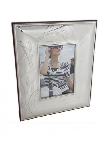 Portafoto in argento piccola con Calle PF720/3